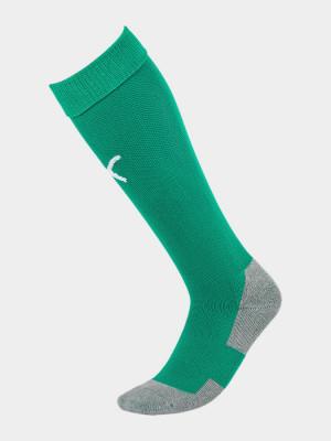Stulpny Puma Team Liga Socks Core Zelená
