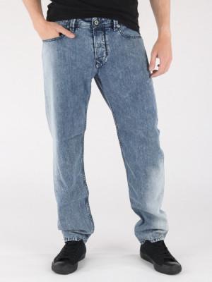 Džíny Diesel Larkee-Beex Sp L.32 Pantaloni Modrá