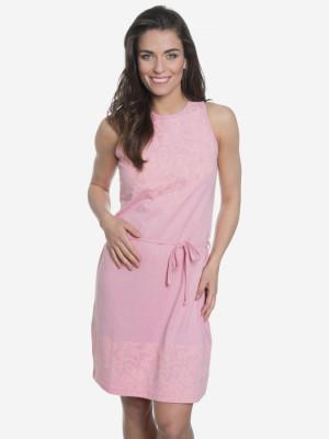 Šaty SAM 73 LSKN175 Růžová