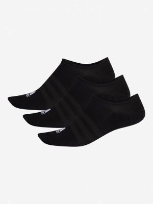 Ponožky adidas Performance Light Nosh 3 Pack Černá