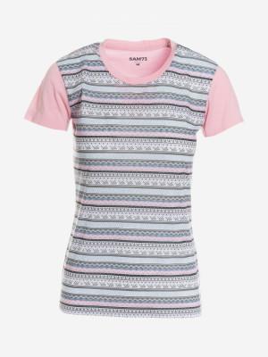 Tričko SAM 73 LTSN486 Růžová
