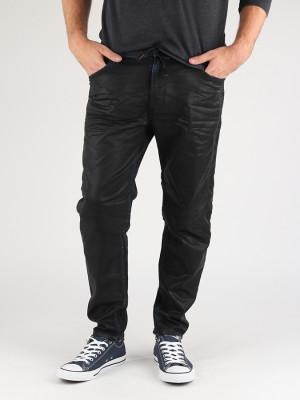 Džíny Diesel Narrot Cbz-Ne Pantaloni Černá