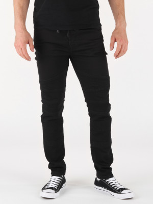 Jogg Jeans Diesel Bakari-Ne Sweat Jeans Černá