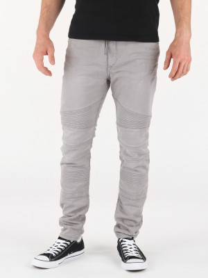 Jogg Jeans Diesel Bakari-Ne Sweat Jeans Šedá