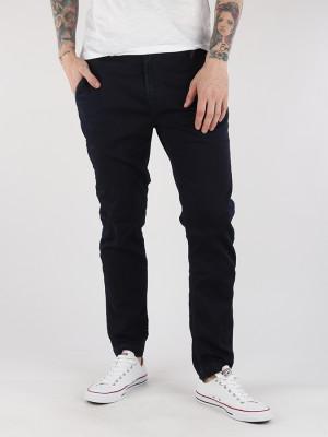 Jogg Jeans Diesel Slim-Chino-M-Ne Sweat Jeans Černá