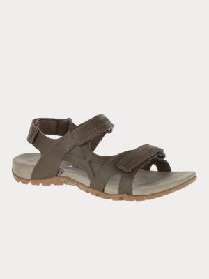 Sandály Merrell Sandspur Rift Strap Hnědá