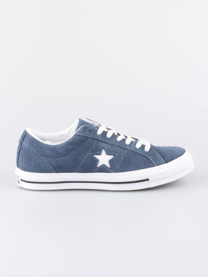 Boty Converse One Star '74 Modrá