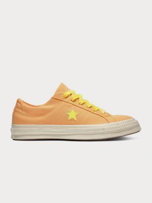Boty Converse One Star Sunbaked Žlutá
