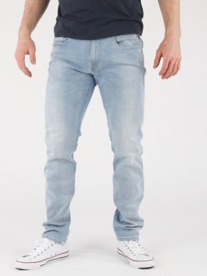 Džíny Replay M914 Pantalone Modrá