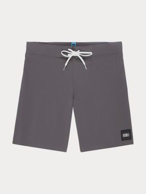 Boardshortky O´Neill Hm Semi Fixed Hybrid Shorts Šedá