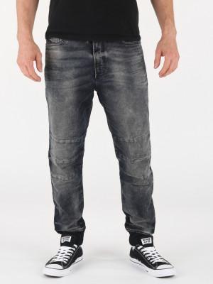 Jogg Jeans Diesel Koney Bn-Ne Sweat Jeans Šedá