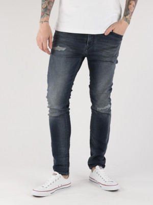 Jogg Jeans Diesel Spender-Ne Sweat Jeans Modrá