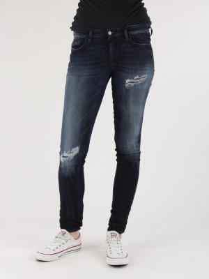 Jogg Jeans Diesel Doris-Ne Sweat Jeans Modrá