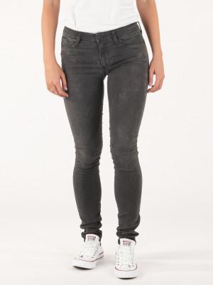 Jogg Jeans Diesel Skinzee-Ne Sweat Jeans Šedá