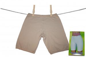 Kalhotky s delší nohavičkou Lovelygirl CINZIA tělová 3XL