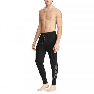 Pánské pyžamové kalhoty 714730609005 černá - Ralph Lauren černá
