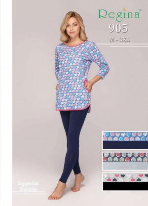 Dámské pyžamo 905 BIG