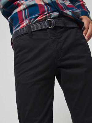 Kalhoty O´Neill Lm Hancock Stretch Chino Pants Černá