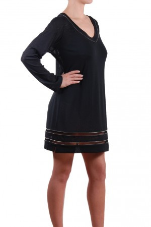 Tunika 3412 - Maryan Mehlhorn černá
