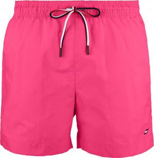 Pánské šortky UM0UM01081-501 růžová - Tommy Hilfiger  růžová