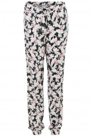 Dámské kalhoty QS6027E-CQ1 vícebarevná - Calvin Klein vícebarevná