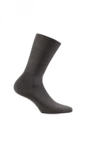 Wola W 04N06 Relax Zdravotní ponožky 36-38 antracit/grafitowy