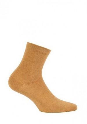 Wola Perfect Woman W84.000 Dámské jednobarevné ponožky 36-38 ash/odc.szarego