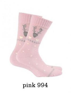 Wola W84.139 dámské ponožky Univerzální Berber