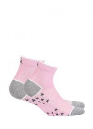 Wola Be Active W84.0S2 Dámské ponožky 36-38 black
