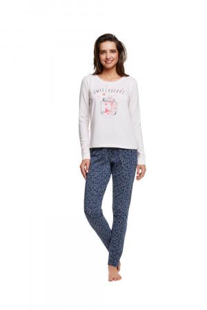 Dámské pyžamo 37511 Hearty růžová
