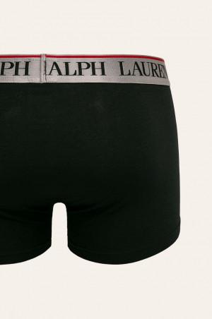 Boxerky 714753035017 černá - Ralph Lauren černá