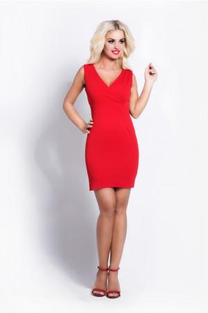 Dámské šaty 63599 - Cocoviu červená