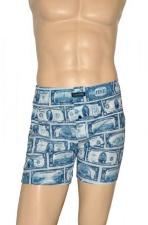 Cornette Classic 001/83 boxerky  S svetlý jeans