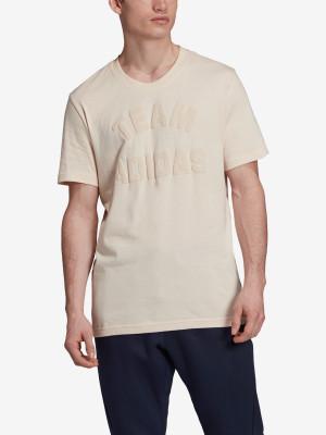 Tričko adidas Performance M V T-Shirt Barevná