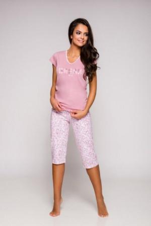 Taro Donata 2169 SS/19 K1 růžové Dámské pyžamo S růžová