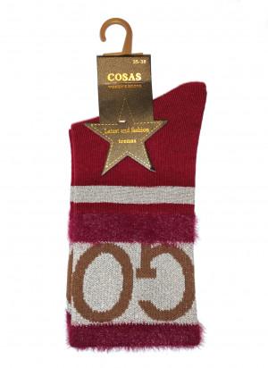 Ponožky Cosas 015-07 Go béžová 39-41