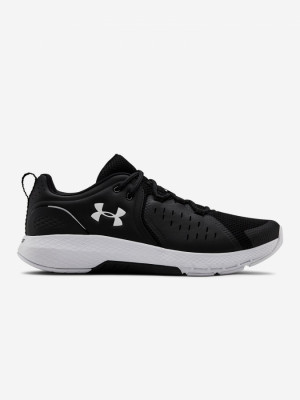 Boty Under Armour Charged Commit Tr 2-Blk Černá