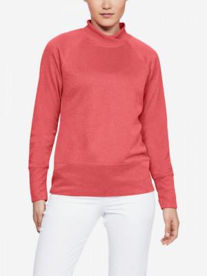 Mikina Under Armour Storm Sweaterfleece-Org Růžová