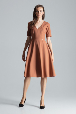 Denní šaty model 135799 Figl