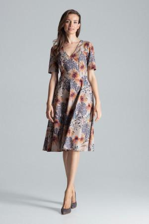 Denní šaty model 135801 Figl