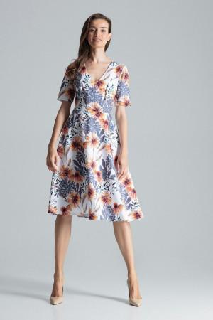 Denní šaty model 135802 Figl