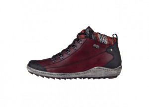 Kotníčková obuv REMONTE R1495-35
