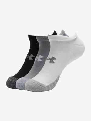 Ponožky Under Armour Heatgear Ns -Gry