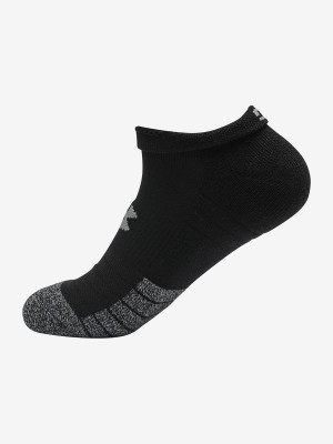 Ponožky Under Armour Heatgear Ns -Blk