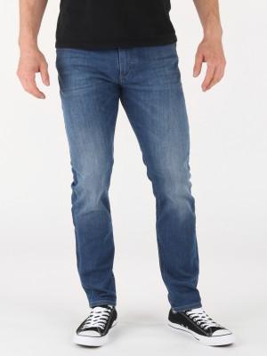Džíny Diesel Thommer-T Sweat Jeans Modrá