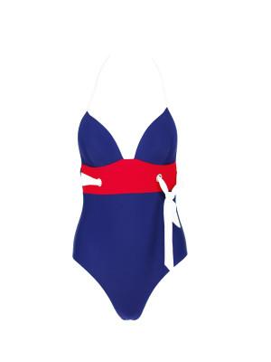 Jednodílné plavky P047 - Volín modrá