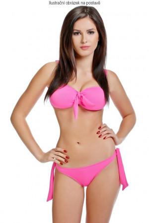 Dámské dvoudílné plavky Tina - SHE růžová