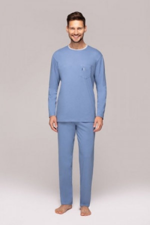Regina 555 plus Pánské pyžamo XXL tmavě modrá
