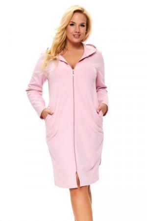 Dn-nightwear SMZ.9708 Dámský župan 3XL flamingo