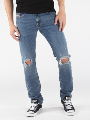 Džíny Diesel Thommer L.32 Pantaloni Barevná